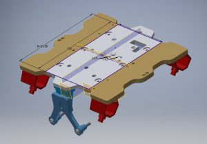 3D model - TimeLapse slider 3D model, Motorized TimeLapse slider & dolly & rail, časozberné video a fotografia, DIY project based on Arduino