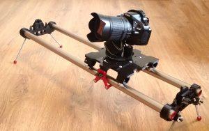 ArduLapse - TimeLapse camera slider, časozberné vídeo